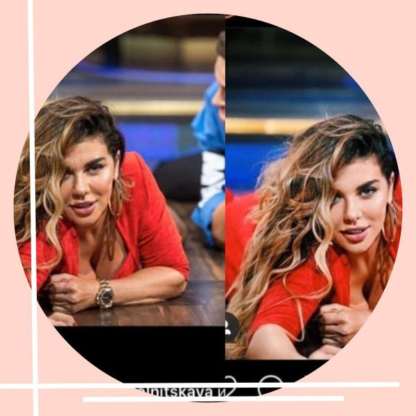 Как Анна Седокова выглядит на снимках фанатов