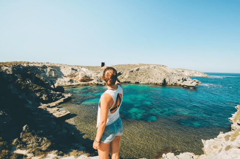 Как моя девушка испортила отпуск фотками для Instagram