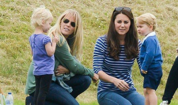 Герцогиня Кембриджская может лишиться близкой подруги