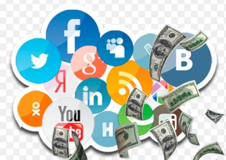 Как заработать на соцсетях и их продвижении, а так же продвинуть свои аккаунты.