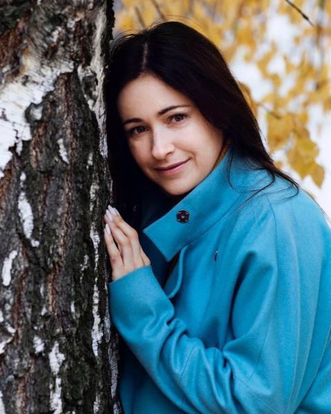 Любовь Тихомирова выложила фото в купальнике