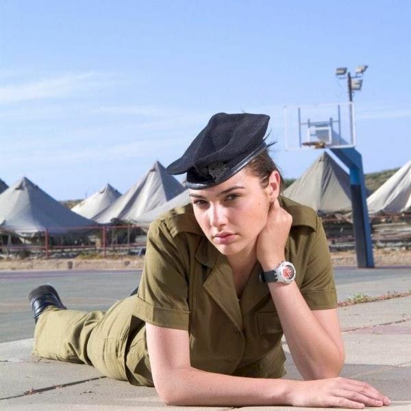 От инструктора по борьбе в армии Израиля, до «Чудо-женщины» Голливуда – Галь Гадот