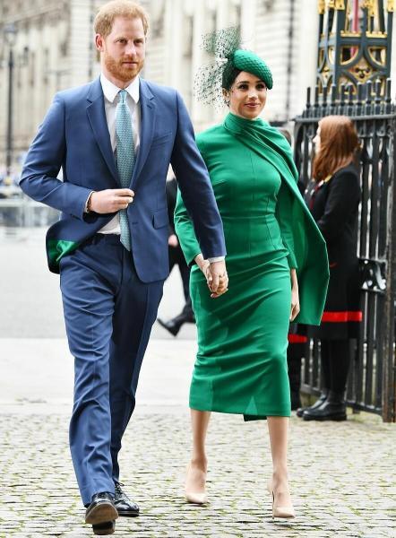 Принц Гарри и Меган Маркл разочарованы последним совместным выходом с королевской семьёй