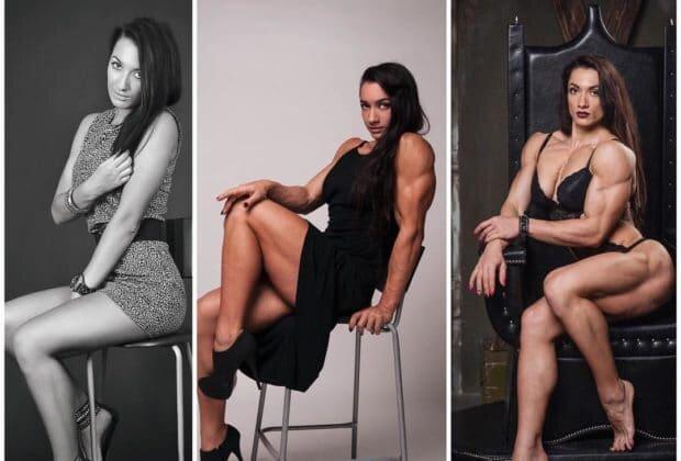 Топ самых красивых и сильных девушек России