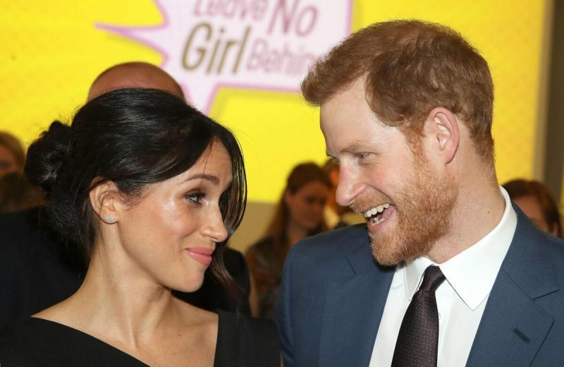 """У """"принца Джорджа"""" есть дельное предложение для Меган Маркл и принца Гарри"""
