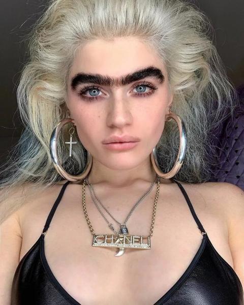 Ужасные девушки-модели, которые стали знаменитыми на весь мир