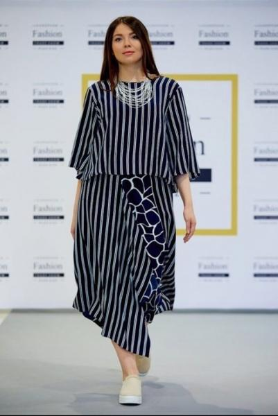 Блогер и модель плюс сайз Мария Маевская