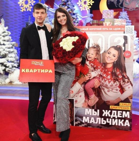 Дмитренко хочет получать миллион в месяц. Черкасовы выписались домой. Дочь Рапунцель и сына Черно будут звать одинаково