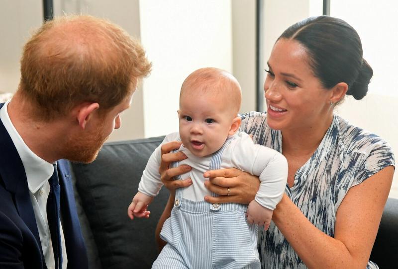 Первый день рождения Арчи: Меган Маркл показывает его новое фото