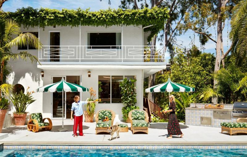 7 актрис Голливуда и их 7 прекрасных домов