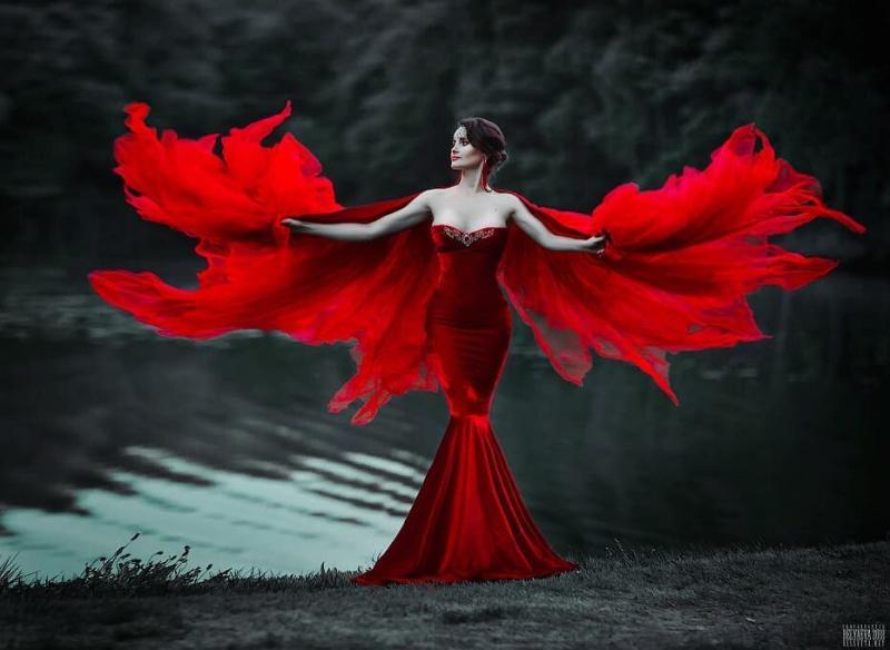 Чары женской красоты в работах фотохудожника Светланы Беляевой