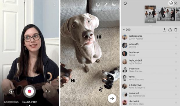 Instagram: 16 лайфхаков для записи stories