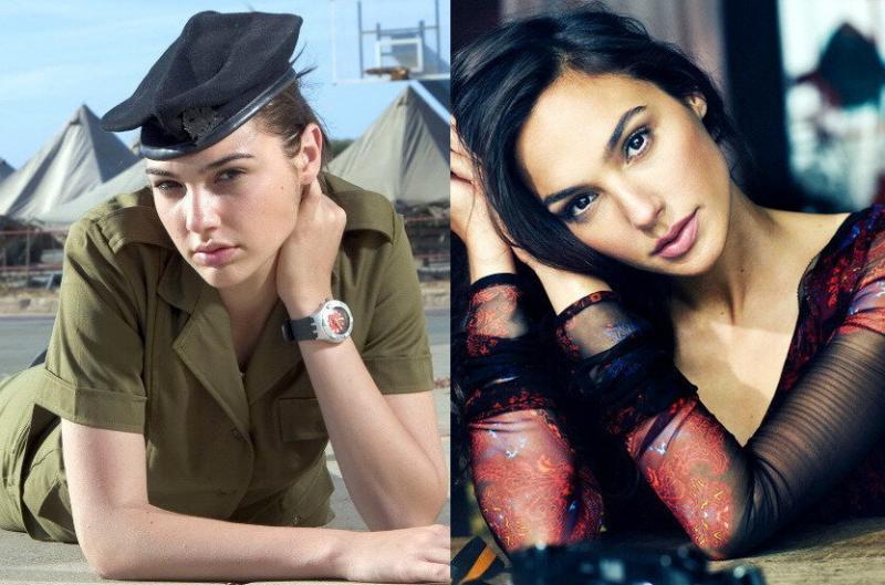 Юность в сапогах: пять красивых актрис, которые служили в израильской армии