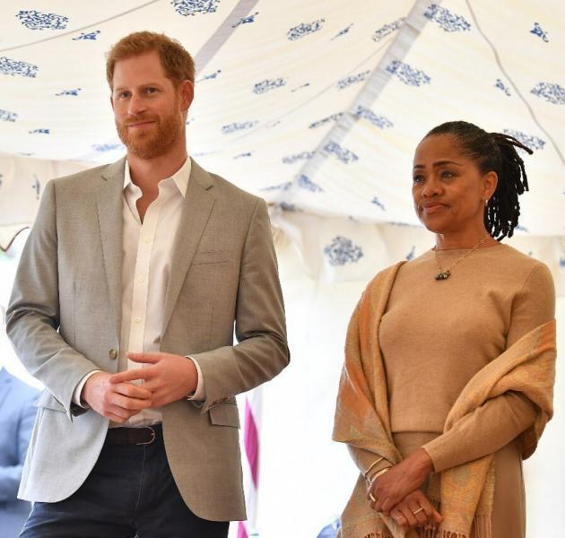Новые планы Меган Маркл и принца Гарри: трое в доме, не считая Арчи