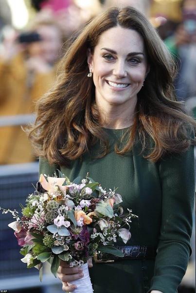 Отличные новости из Кенсингтонского дворца о Кейт Миддлтон и Принце Уильяме