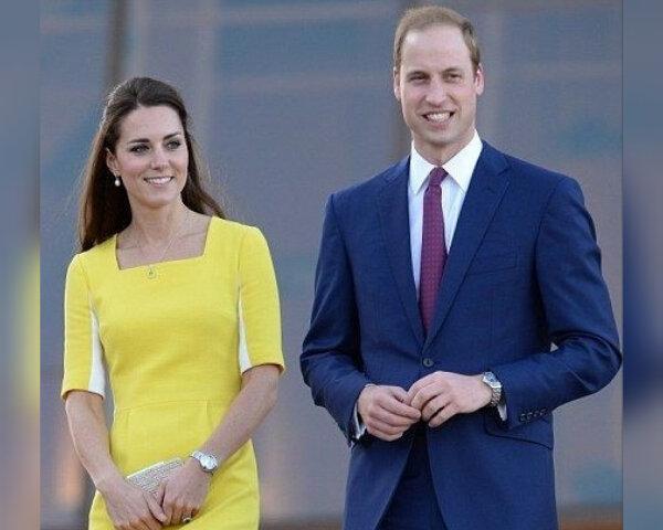 """""""Отличные новости о Кейт Миддлтон и Принце Уильяме"""" - пишет Hello magazine"""