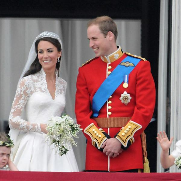 Слезы Королевы на свадьбе Уильяма и Кейт