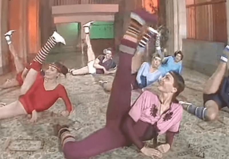 Советские фитоняши