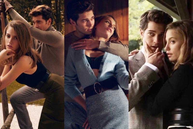 Топ-10 самых стильных фотосессий пар из турецких сериалов, часть 2