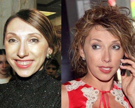 Звёзды до и после. Интересные фото 3