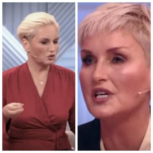 Ольга Шукшина и её внешнее преображение после появления на телевидении