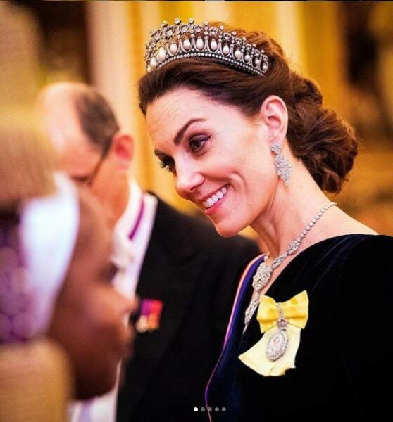 Шкатулка Кейт: что дарила Миддлтон королевская семья