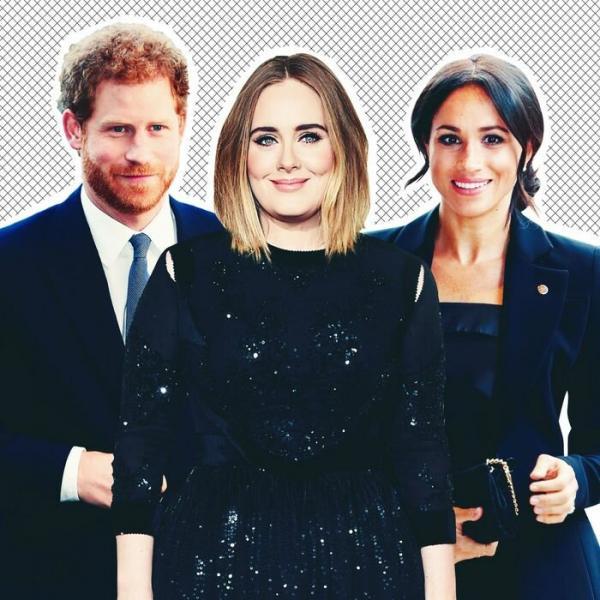 Принц Гарри и Адель. Что происходит с Меган?