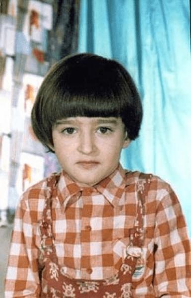 Тест: Узнайте российскую знаменитость по детской фотографии