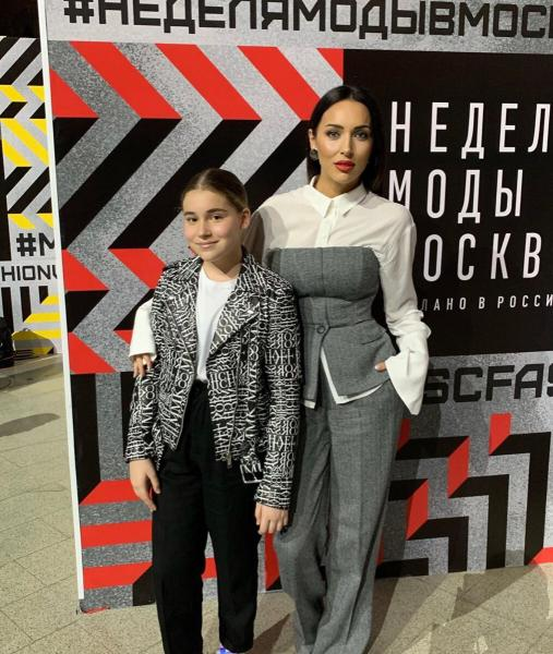 Дочь певицы Алсу-Микелла Абрамова
