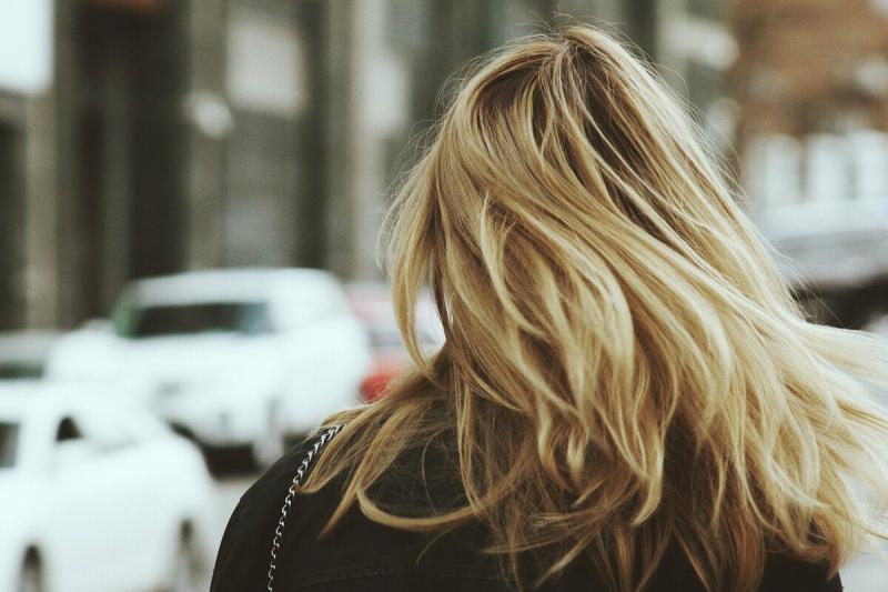 История об одной необычной крашеной блондинке