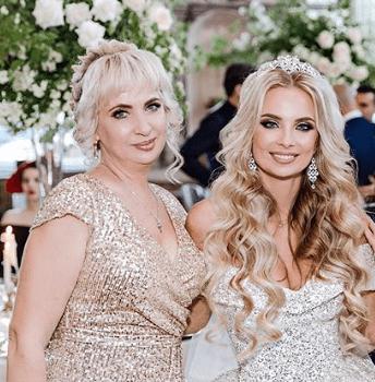 Как выглядит теща Андрея Черкасова - мама Кристины