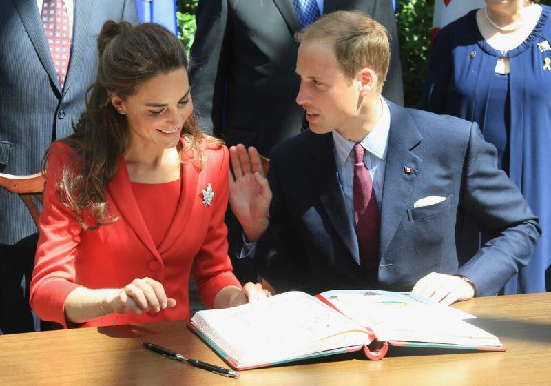 Кейт Миддлтон смогла заново покорить принца Уильяма