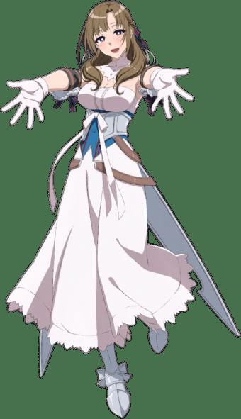 Конкурс: Выбираем самую красивую 2D девушку из аниме(Ч.2)