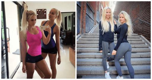 Результаты тренировок одной из самых красивых фитнес моделей Анны Нистром.