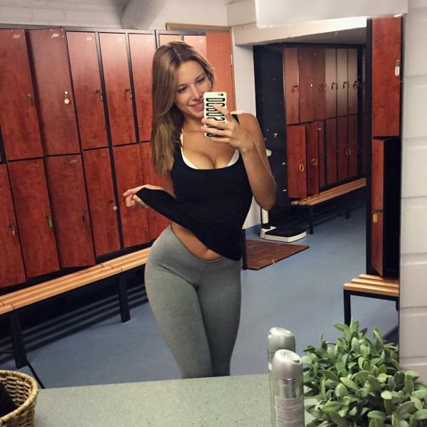 У этой фитнес-модели подписчиков почти как у Кати Усмановой