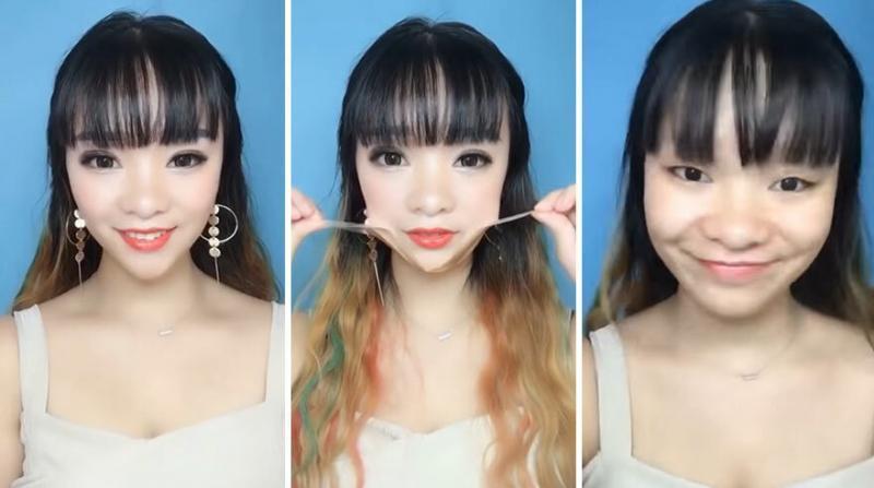9 Доказательств того, почему нельзя верить красивым фото и как азиатки делают макияж