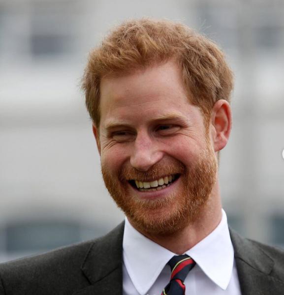 Странности дня рождения принца Гарри