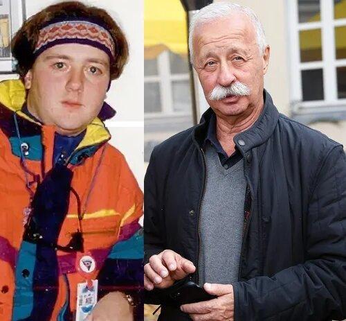 Старший сын Леонида Якубовича - Артем Антонов. Почему Артем взял фамилию матери