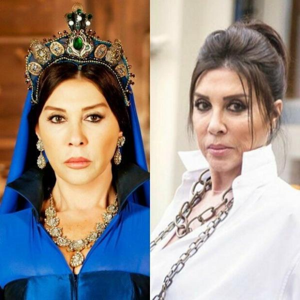10 самых красивых актрис из турецких сериалов. Часть 1.