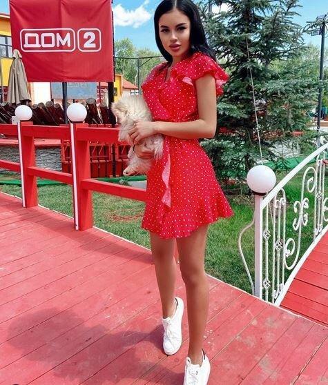 Яна Шафеева об уходе из «Дома-2»