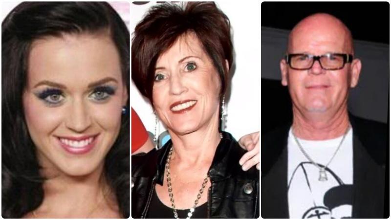 Как выглядят родители знаменитостей