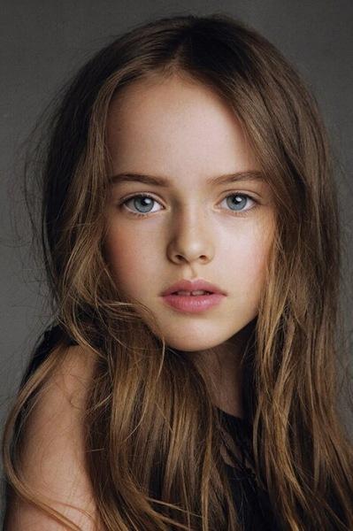 Кристина Пименова— юная и очень красивая российская модель