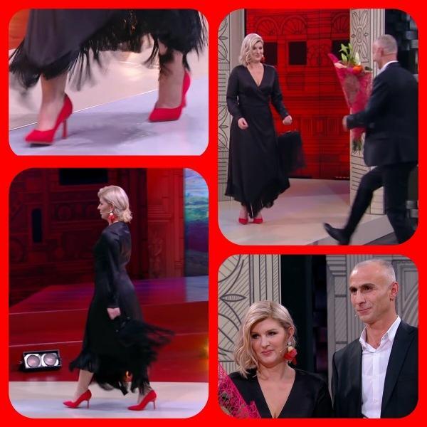 Муж С Гордостью Привёл Шикарную Молодую Блондинку Жену, Чтобы Стилисты «Модного Приговора» Одели Ее Поскромнее