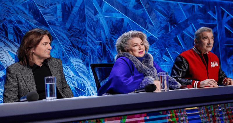 """Восьмой выпуск шоу """"Ледниковый период"""", пара Бузовой и Соловьева вошла в тройку лучших"""