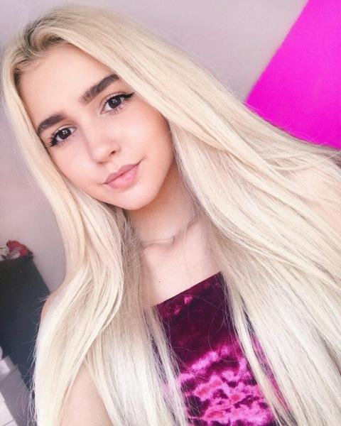 10 самых красивых девушек с YouTube