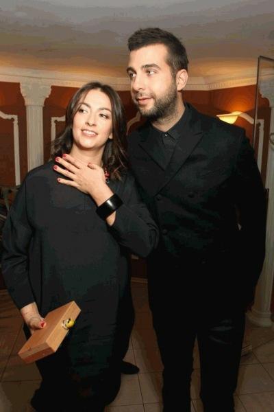 Идеальная жена Ивана Урганта: красивая, стильная и скромная Наталья Кикнадзе