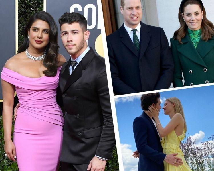 Итоги года: самые стильные звездные пары 2020