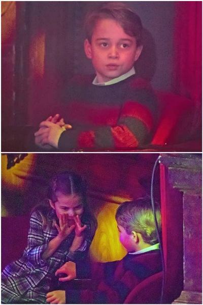 Кейт Миддлтон и гордый папа Принц Уильям: новый выход с детьми Герцогов Кембриджских