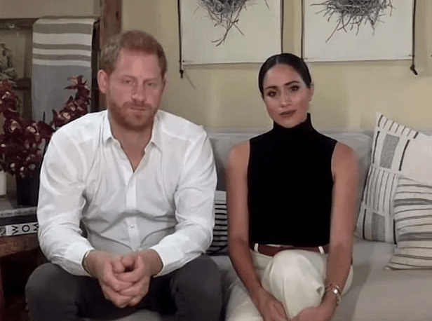 Кошмар принца Гарри — его собственная жена Меган Маркл