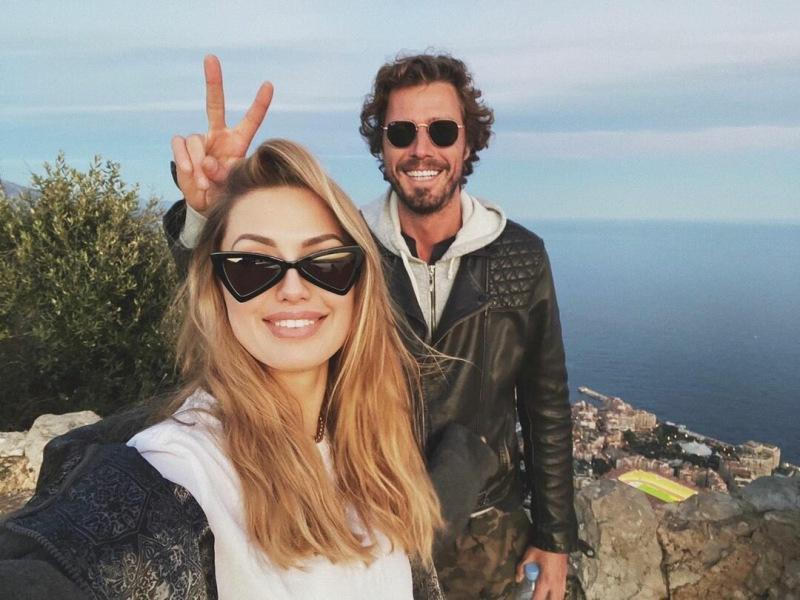 Виктория Боня снова спровоцировала слухи о своём романе с Маратом Сафиным